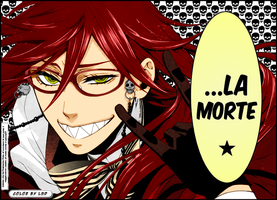 Grell Sutcliffe Color by RavenLSD