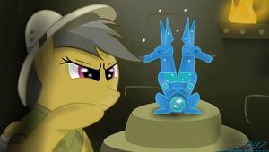 Daring Do by MikorutheHedgehog