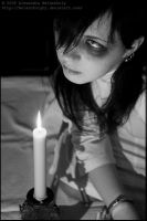 With candles2 by MelancholyBJ