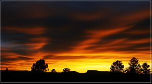 American Sunset by Dudovitz