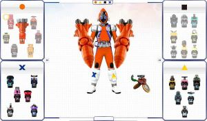 FLASH - Kamen Rider Fourze - Switcher v 2.6 by Crim3son