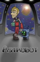 'Astrobot' Concept Poster by captainslam