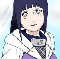 Hinata Hyuga - The most docile and gentle ninja #1 by GrymmAngel