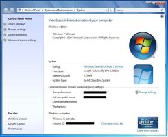 Windows 7 Properties XP 1.3 by pri2sh