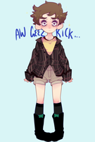 my bb morty by CountlecterMD