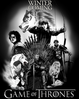 Game of Thrones by justinbysma