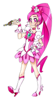 Cure Blossom by PrettyWitchDoremi