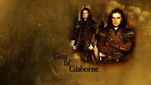 Guy of Gisborne (textured) by Super-Fan-Wallpapers