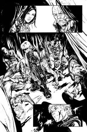 H-S SON OF SAMHAIN issue#2 page 013 ink by alucard3999