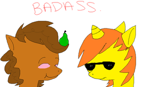 Ponies Are Boss. by ryansross