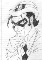 The Riddler by SupaFlyVII