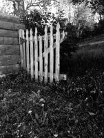 Gate for Ghosts by Swiftstone