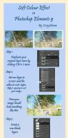 Soft Colours Tutorial for Photoshop ELEMENTS by StoryofGreen