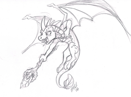 That's 'Dragon Lord' To You, Jerks! by CarnivorousCaribou