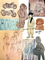 Sketch Dump by moonshoespotter123