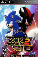 Sonic Adventure 2 Hd Ps3 version by Arshes91