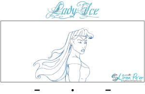 Lady Ice Rough 13 by LPDisney