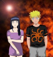 NARUHINA - REQUEST by QUEEN-INCHI