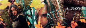 [ KATE ] : BANNER by potatoo-xx