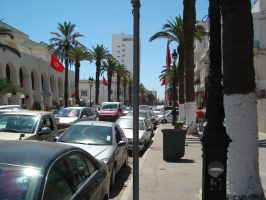 Tunisia by Statique77