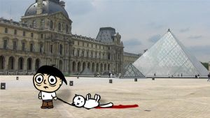 When in France... by nyezo