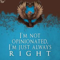 Ravenclaw Avatar: Opinionated by TheLadyAvatar