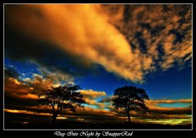 Day Into Night by SnapperRod