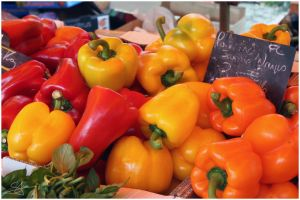 Sweet peppers by Shani-a