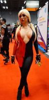 NYCC2015 Harley Quinn C I by zer0guard