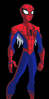 Amazing 50th Proto2~Spider-Man by Rider by AJ-Prime
