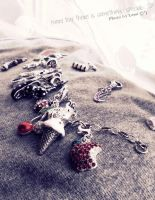 charms bracelet.. by 97lessi
