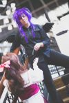 Dark Mousy and Risa Harada by MissLaneyLuck