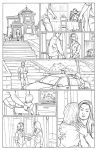 CHARMED11 page05 Pencils by Elisa-Feliz