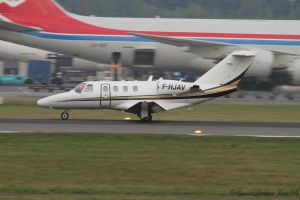 Cessna 525 Citation CJ1 by PlaneSpotterJanB