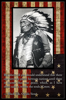 American Legend Black Elk by SaintIscariot