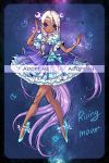 Rising Moon Adoptable (OPEN) by Lady-Bullfinch