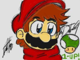 Mario by TheDaisyfan9