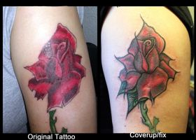 Rose Coverup/Fix by SketchyFaceStuff
