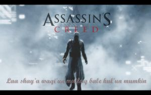 Assassin's Creed Altair wallpaper by PezsmAlien