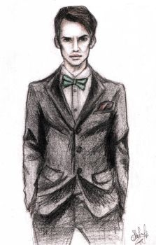 Brendon Urie by NeriEri