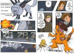 Digimon 2.5: Pages 17 and 18 by CherrygirlUK19