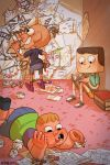 Clarence by mr-book-faced