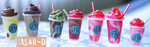 starbucks polymer clay different flavors by hasar-d