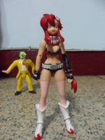 The Mask meets Yoko Littner by ThomasAnime