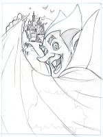 Count Chocula Box Art Pencils by TerryDodson