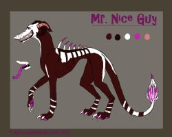 Mr. Nice Guy Ref by Abellia