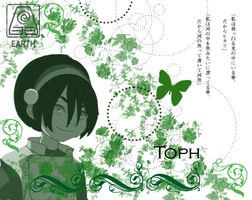 Toph by 0cean0eep