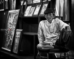 Old Painter by FrankGo