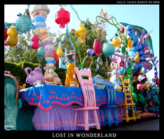 Lost in Wonderland by Crimsongypsy1313