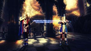 BlazBlue - Knights of the Blue Flame! by meipikachu